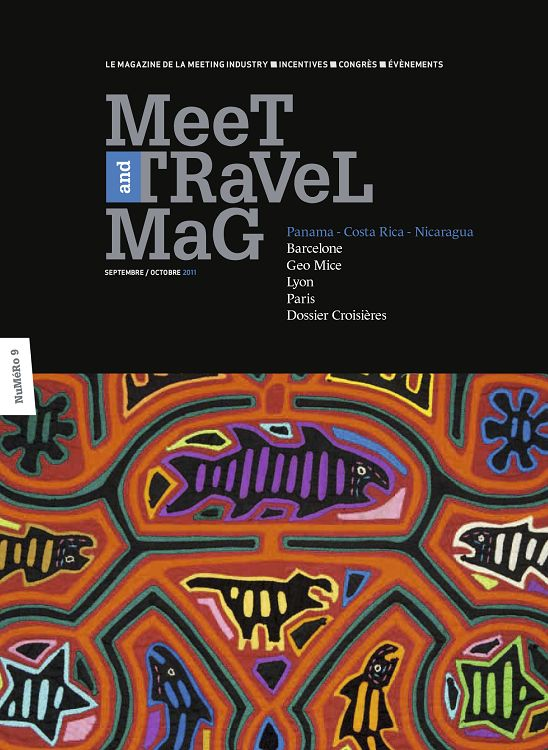 "Revista ""Meet & Travel"". 2011"